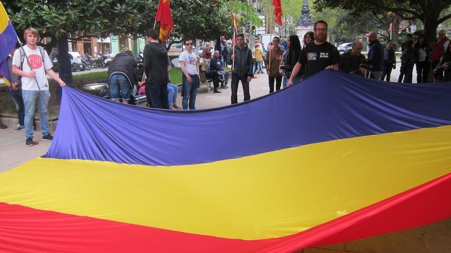 Partidarios de la República conmemoran el 86 aniversario de la II y reivindican la proclamación de la III
