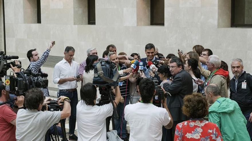 Sánchez clausurará el día 30 el Congreso del PSOE andaluz junto a Susana Díaz