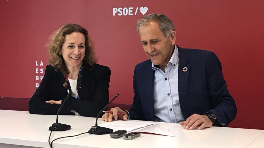 PSOE de Cantabria confía en lograr tres diputados para ayudar a evitar un pacto de las derechas