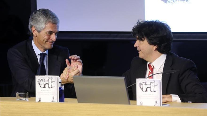 Mario Garcés: En la historia de España hay muchos mitos que son un timo