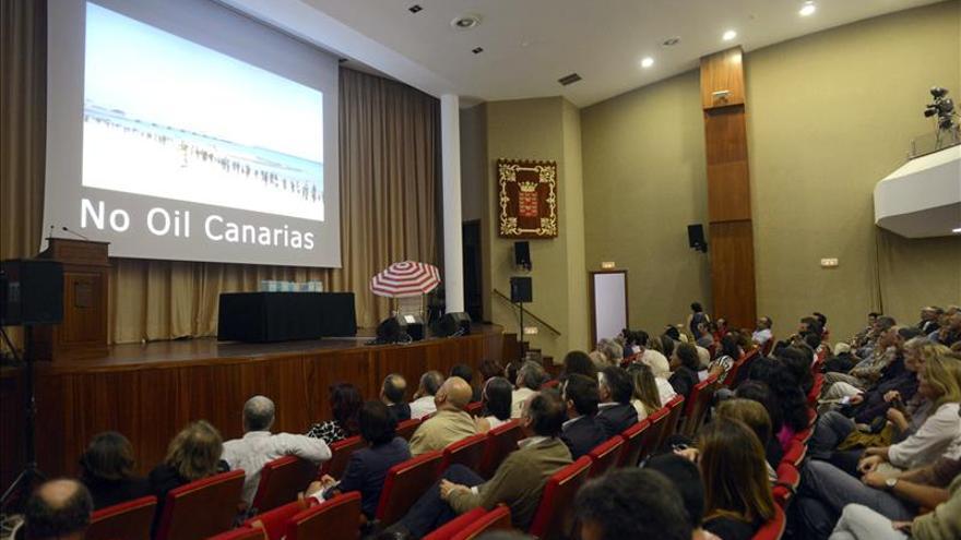 Coalición Canaria lleva a las Cortes la iniciativa balear sobre prospecciones