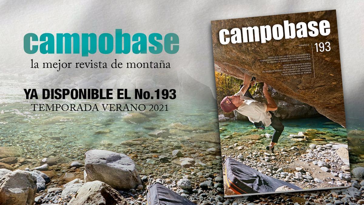 Número 193 de la revista Campobase