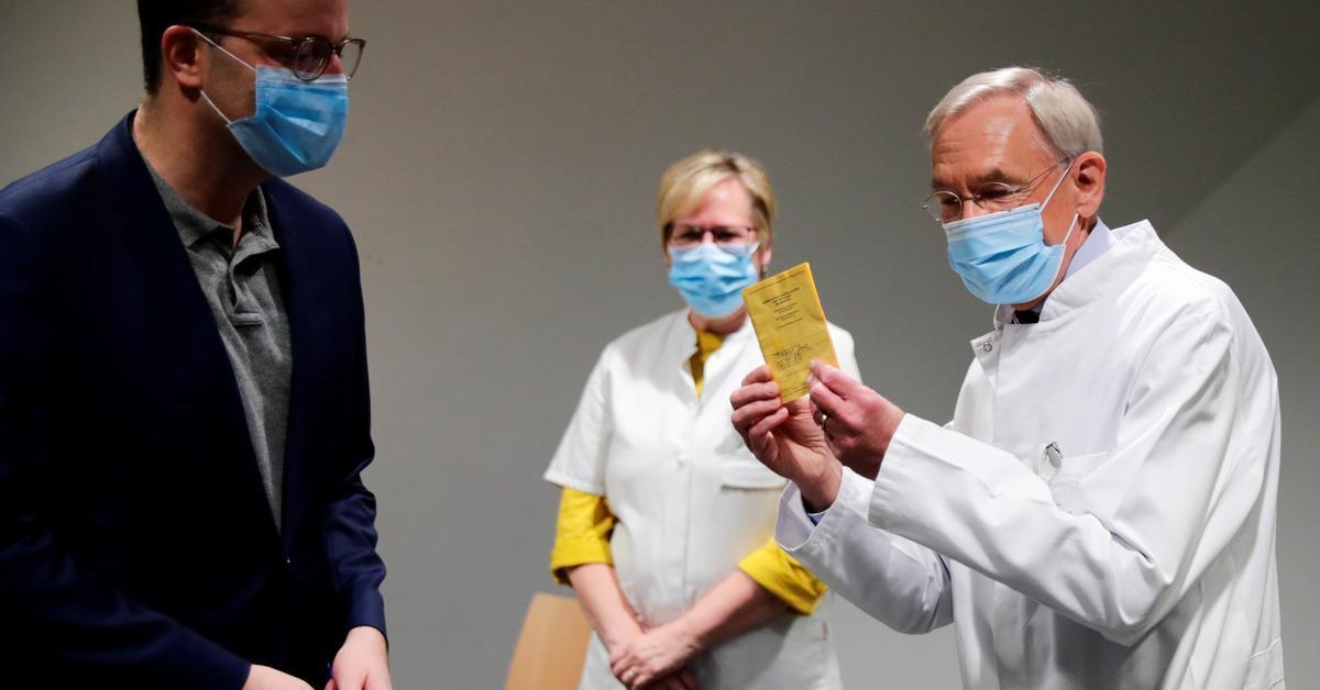 """Alemania activa una """"alerta temprana"""" para tratar de contener los contagios"""