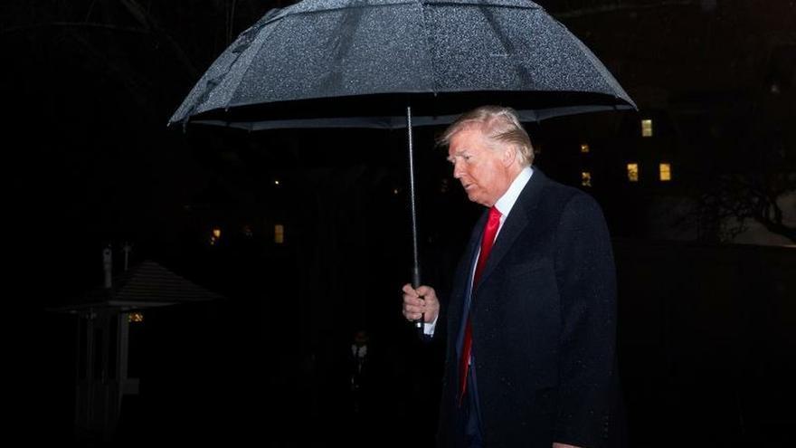 Trump advierte a Rusia que no interfiera en las elecciones de Estados Unidos