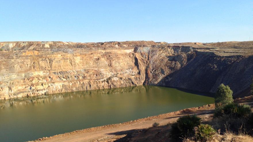 Mina de Aznalcóllar / Imagen: Portal Andaluz de la Minería