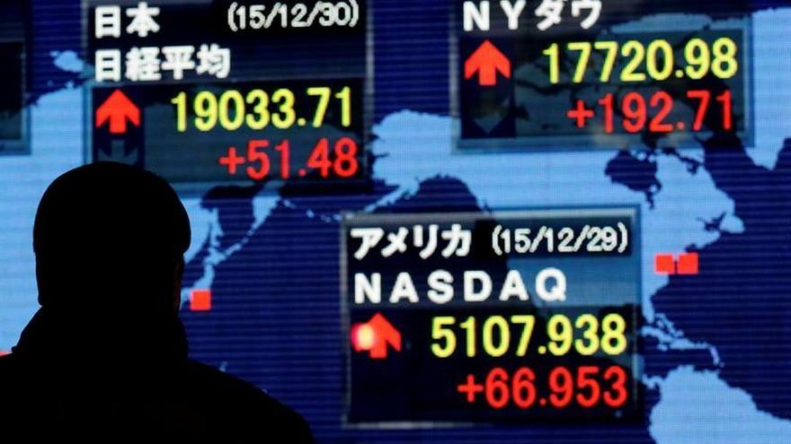El Nikkei sube un 0,38 por ciento en la apertura hasta los 16.208,35 puntos