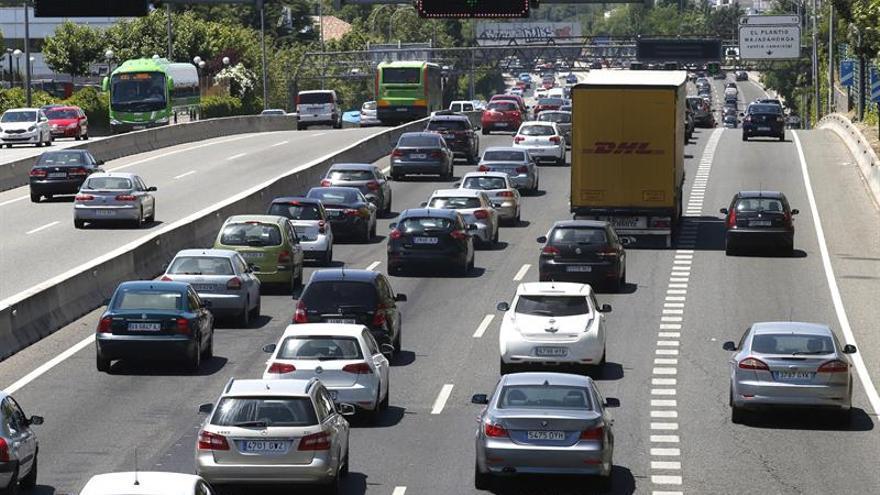 El riesgo de morir en un accidente se multiplica por dos con coches antiguos