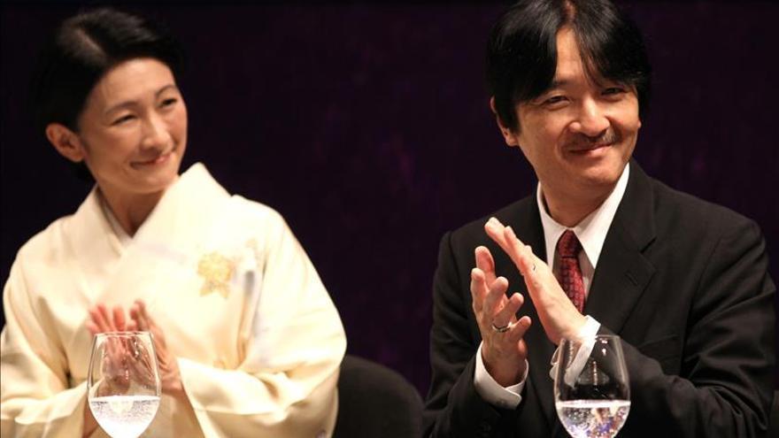 Los príncipes Akishino y Kiko de Japón viajarán a Brasil en otoño