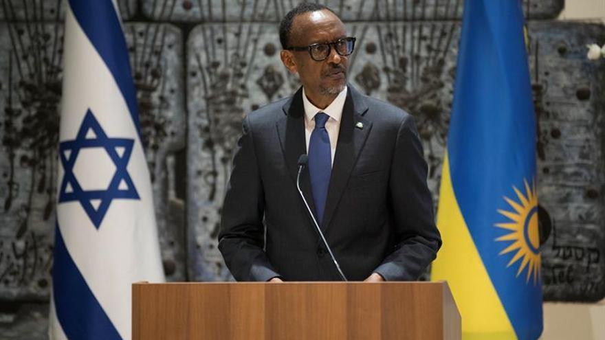 El presidente Ruanda critica a Occidente por imponer sus ideales democráticos