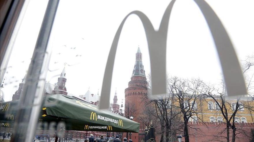 Rusia cierra cuatro sucursales de mcdonald 39 s en mosc e for Buscador de sucursales galicia