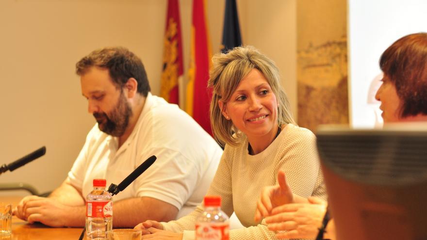 Conferencia de Carmen Fernández Martos