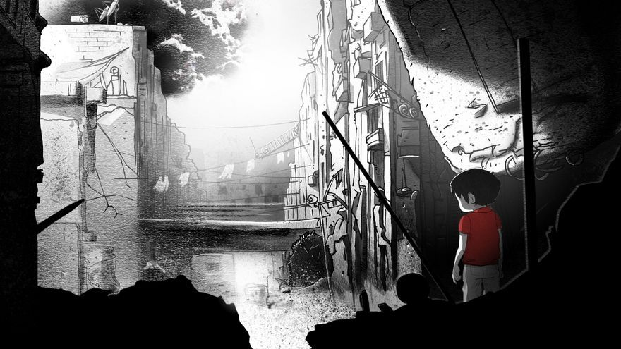 Largometraje 'Ailleurs', de Warde Saleh (FRANCIA - SIRIA). Foto: Bridging the gap