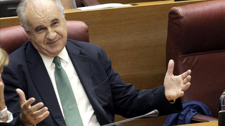 Blasco se pasa al grupo de no adscritos al no reunir los apoyos para seguir en el PP