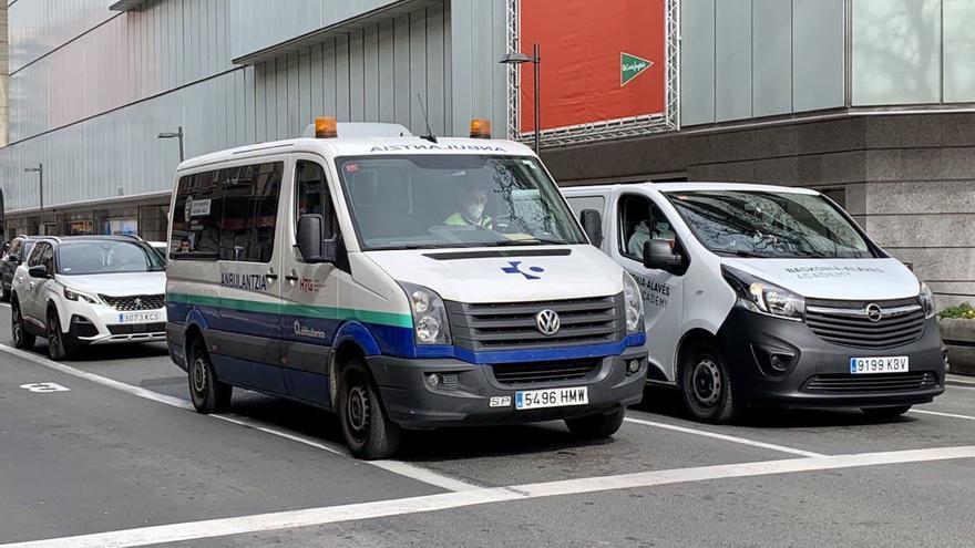 Los casos semanales de COVID-19 en Euskadi caen a los niveles más bajos de toda la segunda fase de la pandemia