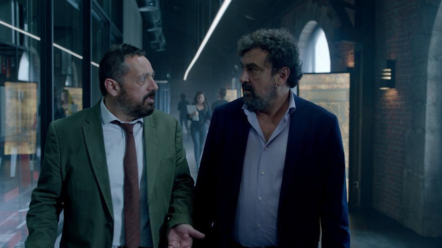 """El regreso de """"Los hombres de Paco"""" se estrenará en el Festival de Vitoria"""