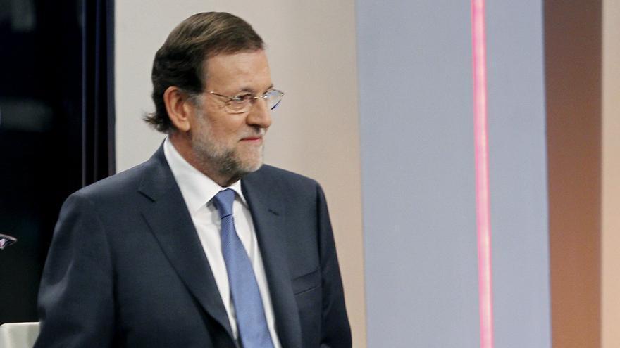 """Rajoy avisa ante la Diada que no se está para """"grandes algarabías"""", sino para cooperar"""