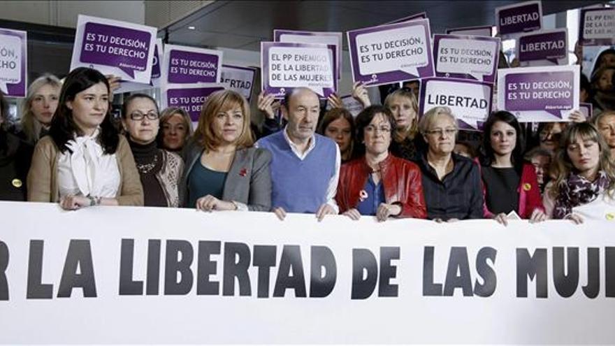 Rubalcaba dice que quien tenga recursos abortará y sin ellos irá a la clandestinidad