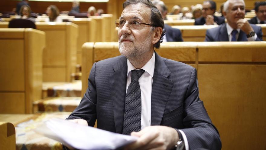 La oposición preguntará a Rajoy sobre pensiones, Trump y la 'operación Cataluña' en el próximo Pleno del Senado