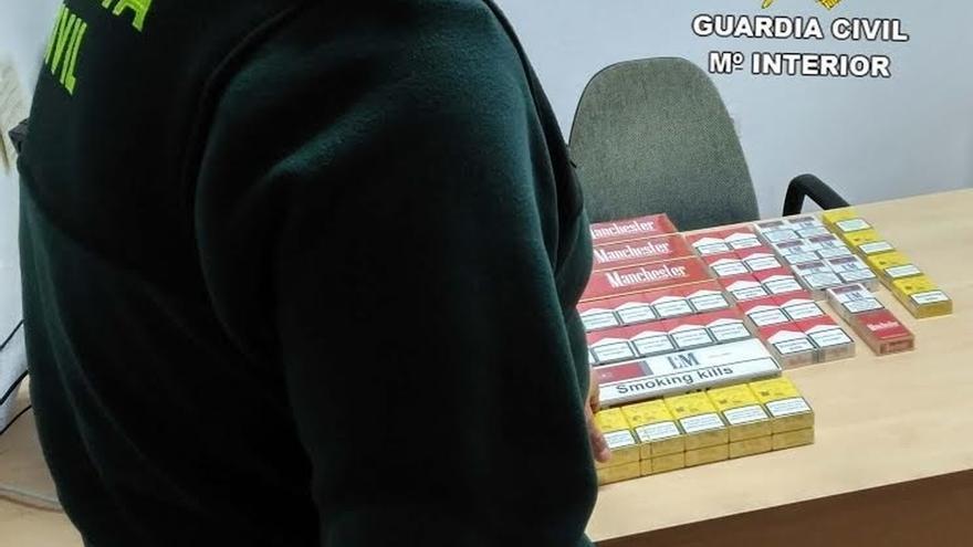El 2,6% del tabaco que se consume en Cantabria procede del contrabando