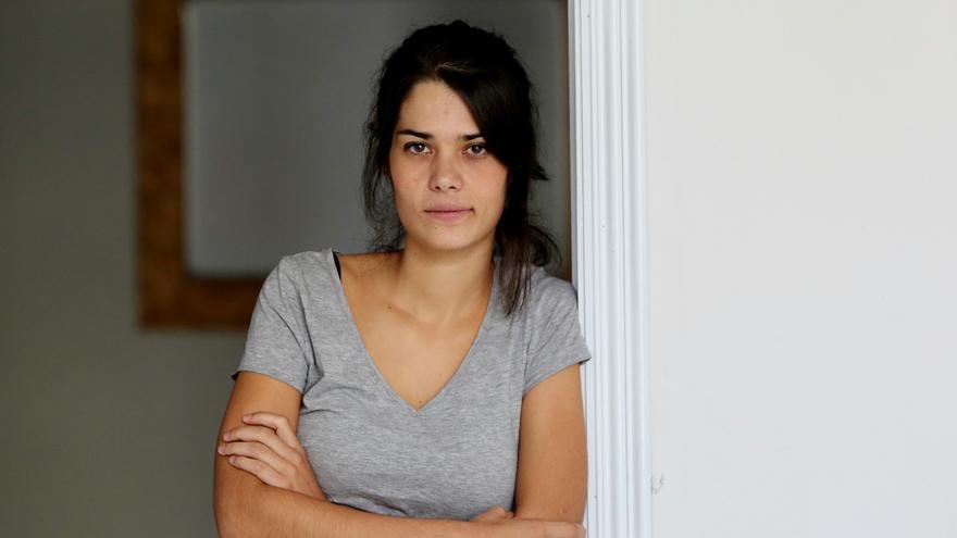 Isabel Serra, diputada de Podemos en Madrid y promotora de Reinicia Podemos.