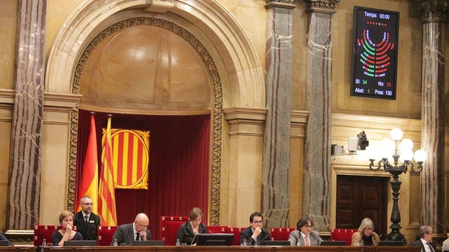 El Parlament insta al Govern a seguir investigando qué mossos hirieron a Esther Quintana