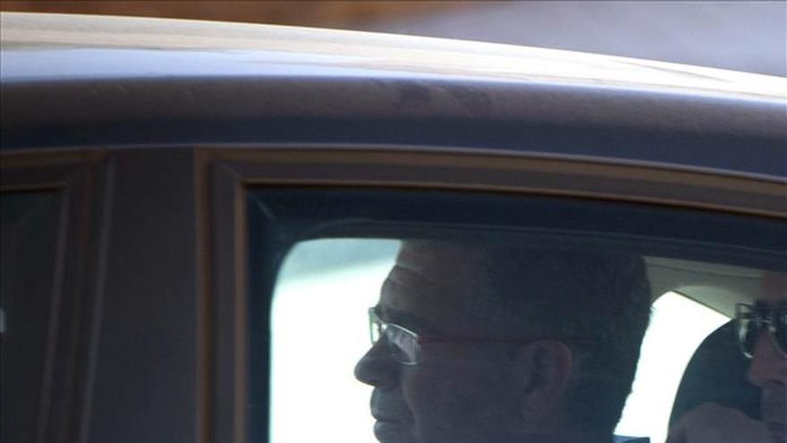 El juez niega la libertad a Granados tras hallar 1 millón en casa de sus suegros
