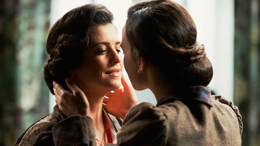 Ylenia Baglietto como Maite, en 'Acacias 38'