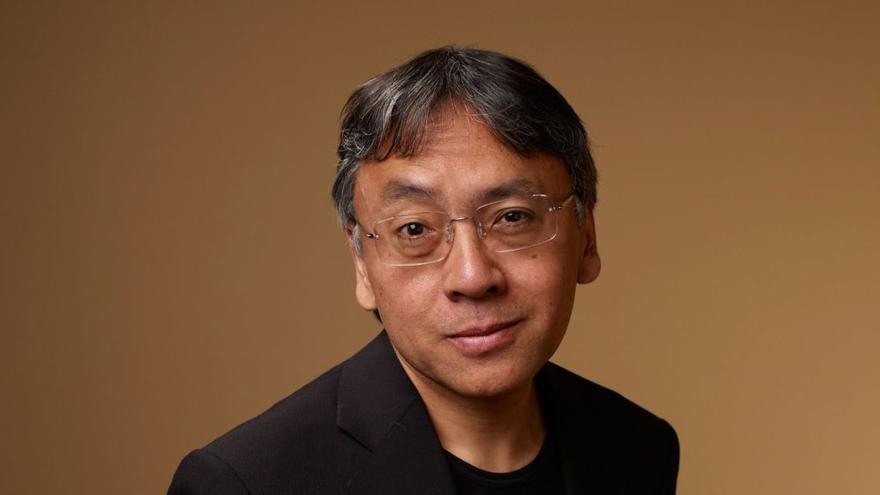 El Nobel de Literatura japonés Kazuo Ishiguro