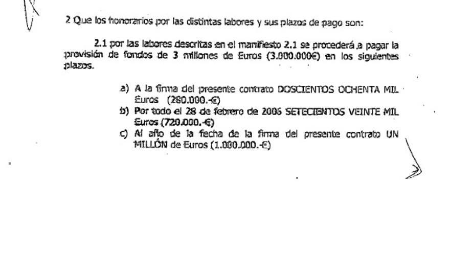 Contrato con Construcciones Riera: 3 millones en Zambrana