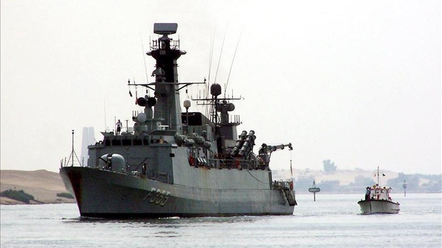 Ocho militares egipcios desaparecidos tras el  ataque a su lancha en el Mediterráneo
