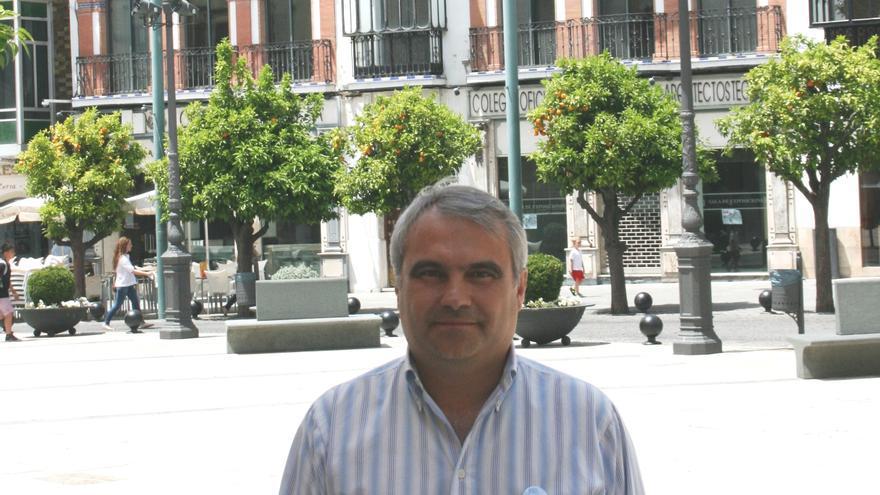 Francisco Javier Fragoso, PP de Badajoz