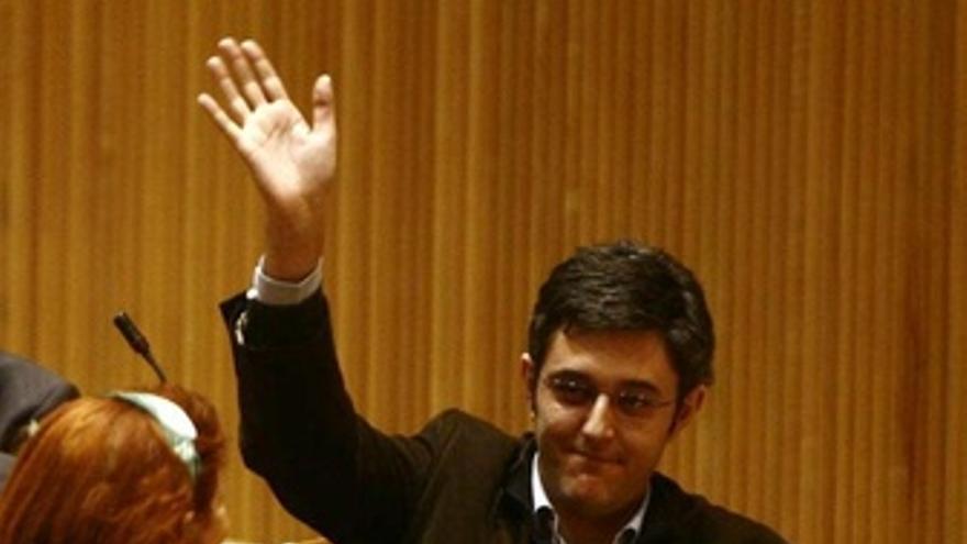 Eduardo Madina es nombrado secretario general del PSOE en el Congreso