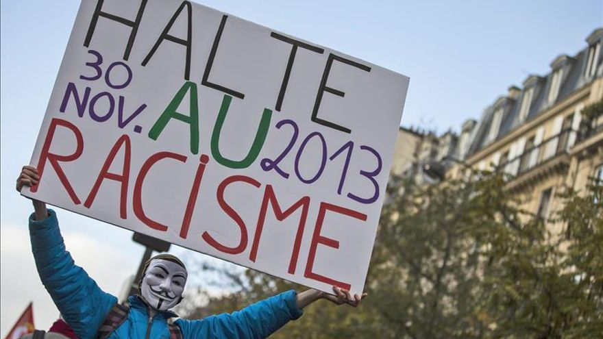 Se suceden las manifestaciones antirracistas en toda Francia