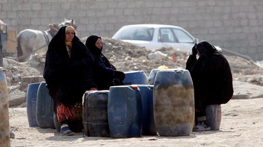 La ONU denuncia que el EI almacena amoníaco y azufre en áreas civiles de Irak