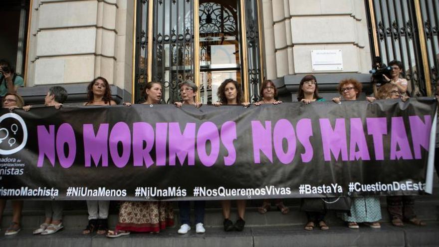 Una mujer maltratada en España tarda de media cinco años en denunciar