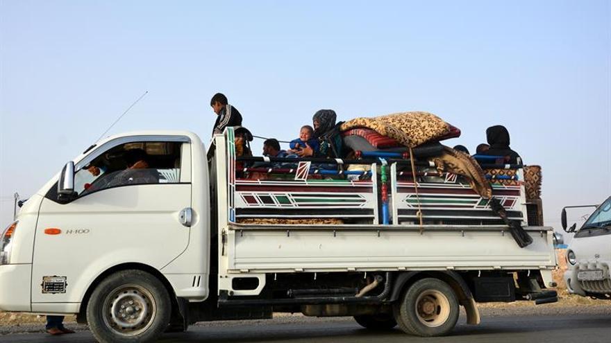 Ralentizado el avance de las FSD en Al Raqa por contraataques del EI