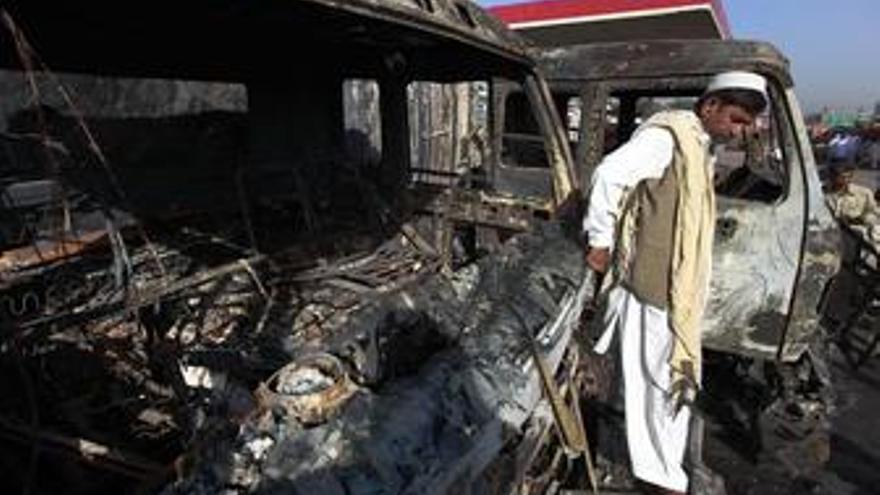 Estados Unidos niega toda relación con el atentado de Pishir