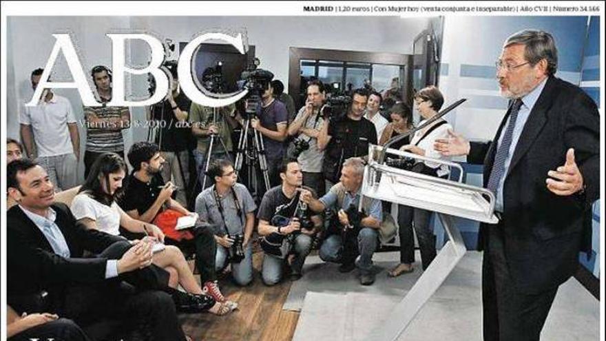 De las portadas del día (13/08/2010) #1