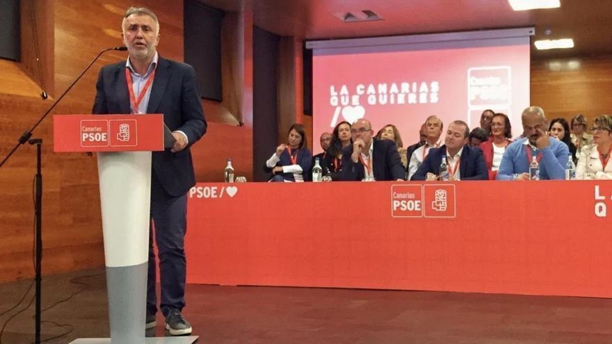 El Partido Socialista Canario ratifica las candidaturas para las elecciones del 28 de abril y 26 de mayo