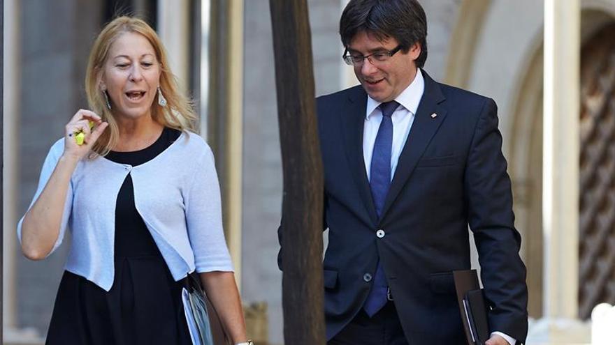 """El Gobierno catalán llama a la tranquilidad pese al """"sentimiento de fragilidad"""""""