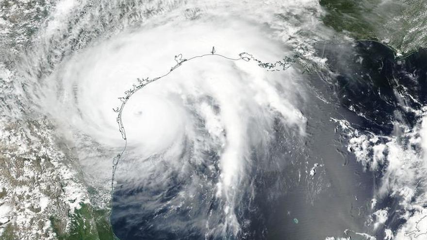Las lluvias torrenciales del huracán Harvey fueron tres veces más intensas debido al cambio climático