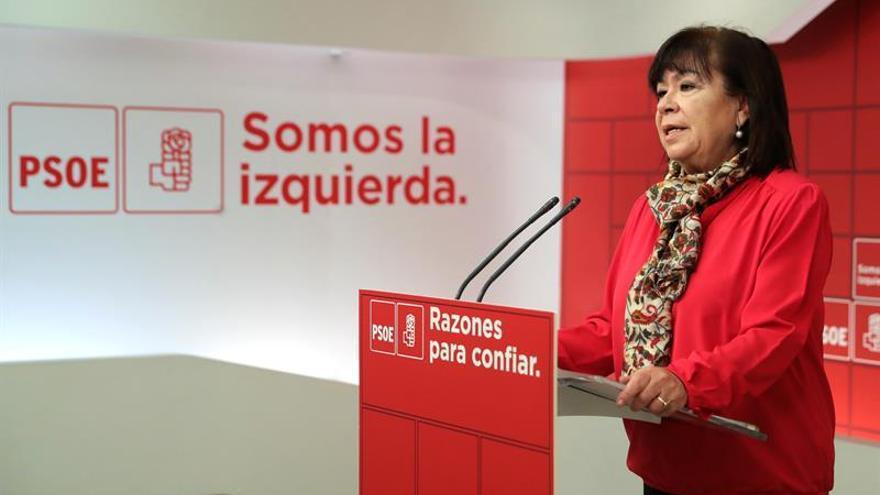 """Narbona pide por carta a Rivera que rectifique su """"preferencia"""" por Vox"""