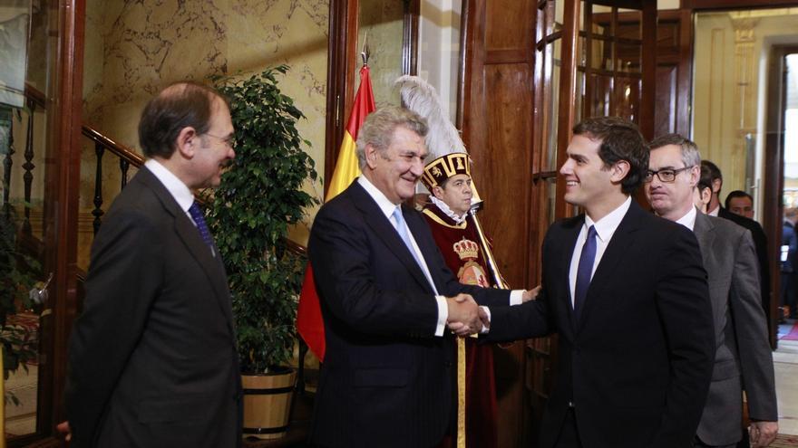Rivera apuesta por ratificar lo esencial de la Constitución y al mismo tiempo impulsar un nuevo proyecto común