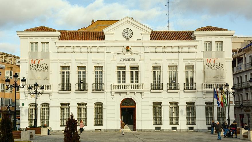 Ayuntamiento de Tomelloso (Ciudad Real), uno de los pueblos que ha pedido a Sanidad que facilite datos de la pandemia por municipios