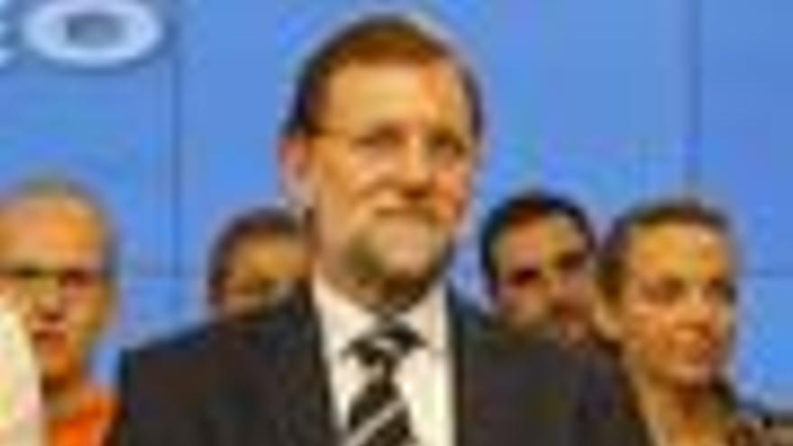 """Rajoy dice que el PNV será """"corresponsable"""" de la política económica del Gobierno"""