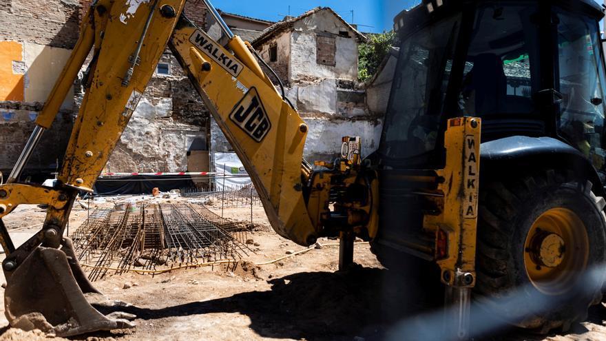 Cultura: hallazgo bóvedas anfiteatro sitúa a Toledo como gran ciudad romana