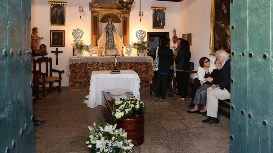 Velatorio de Antonio Bethencourt Massieu