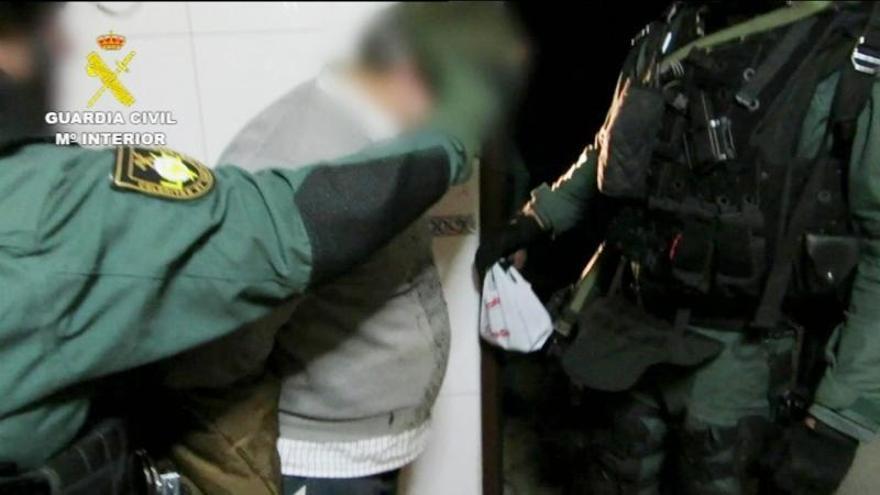 Detienen a una octava persona por el secuestro de un empresario gallego
