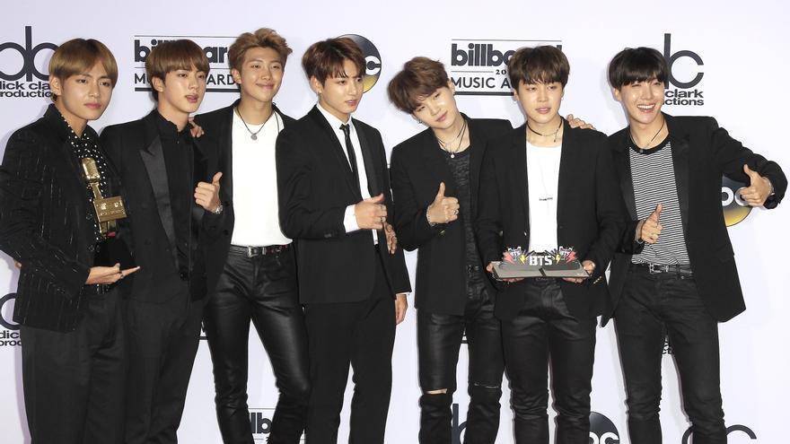 El éxito de BTS en EE.UU. pone en duda la precisión de las listas de éxitos