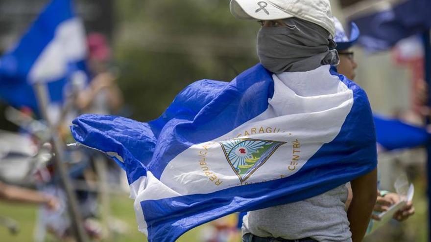 Los jóvenes nicaragüenses seguirán en la lucha pese a la represión y las amenazas